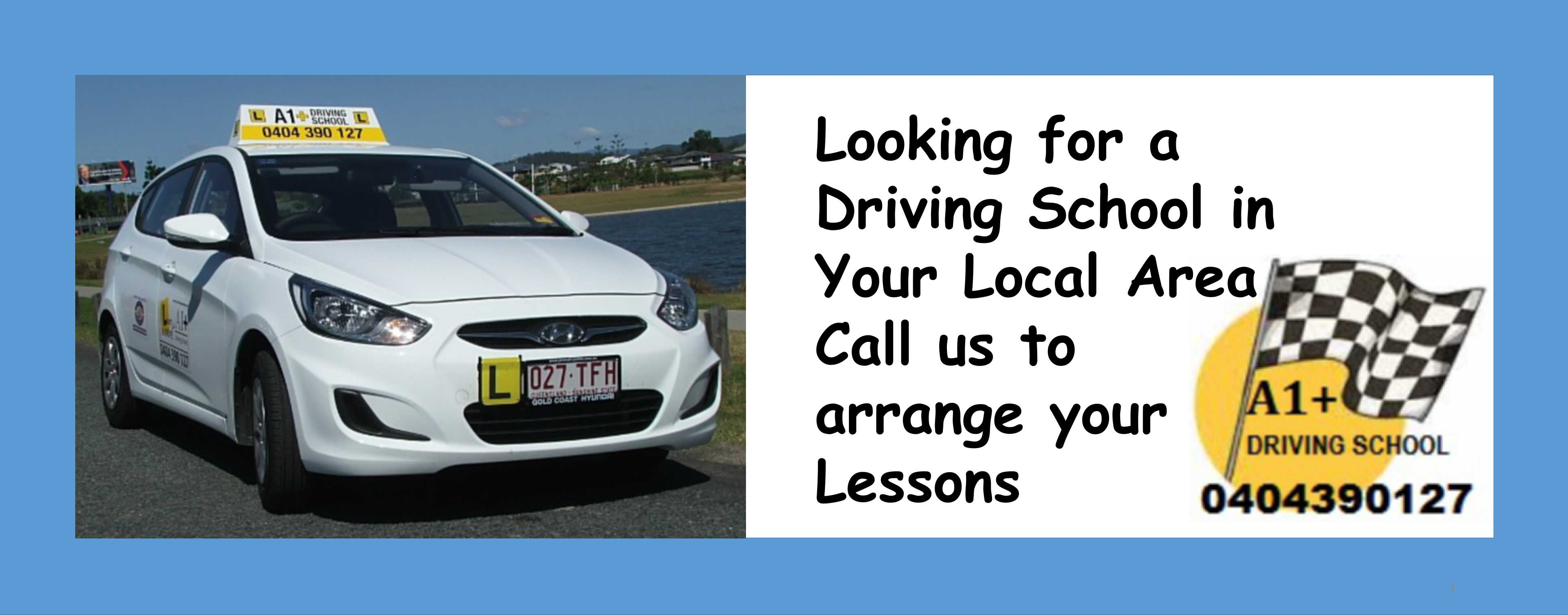 Pacific Pines Driving Schools Gold Coast